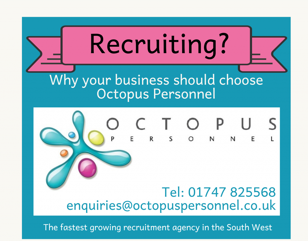 Header - Octopus Personnel - why should you use agency to handle the recruitment process