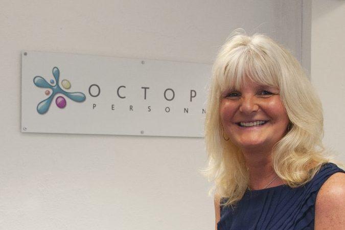 Sandra Smart - Director of Octopus Personnel