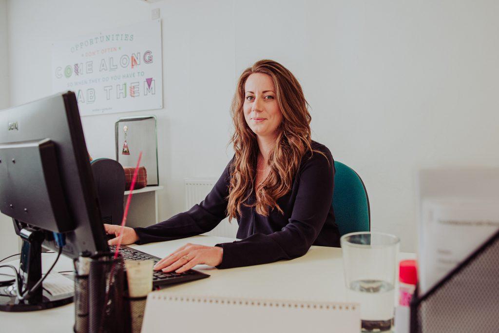 Lucie Octopus Personnel Recruitment Consultant