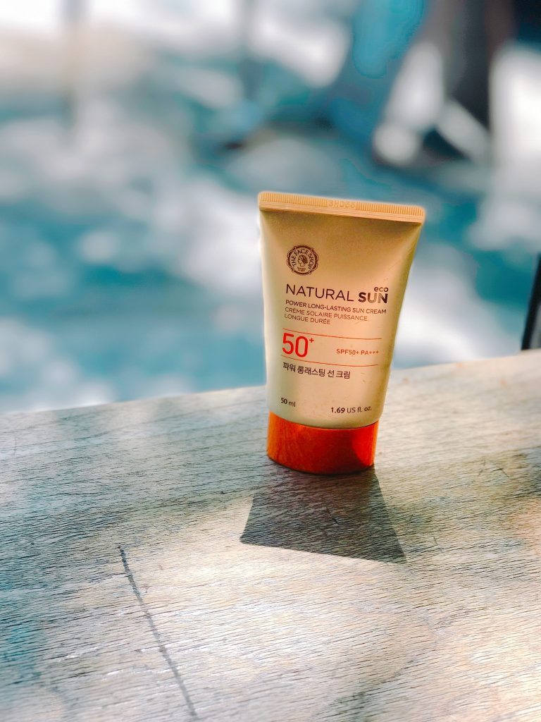 Factor 50 Suncream - Staying Safe in the Sun - Candidate Care at Octopus Personnel