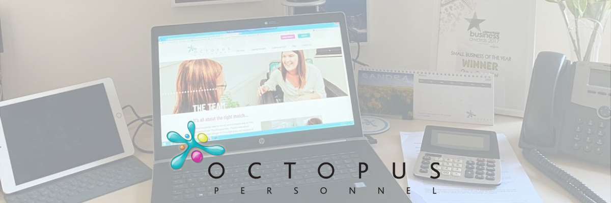 Online training - New skills for the new normal - Octopus Personnel