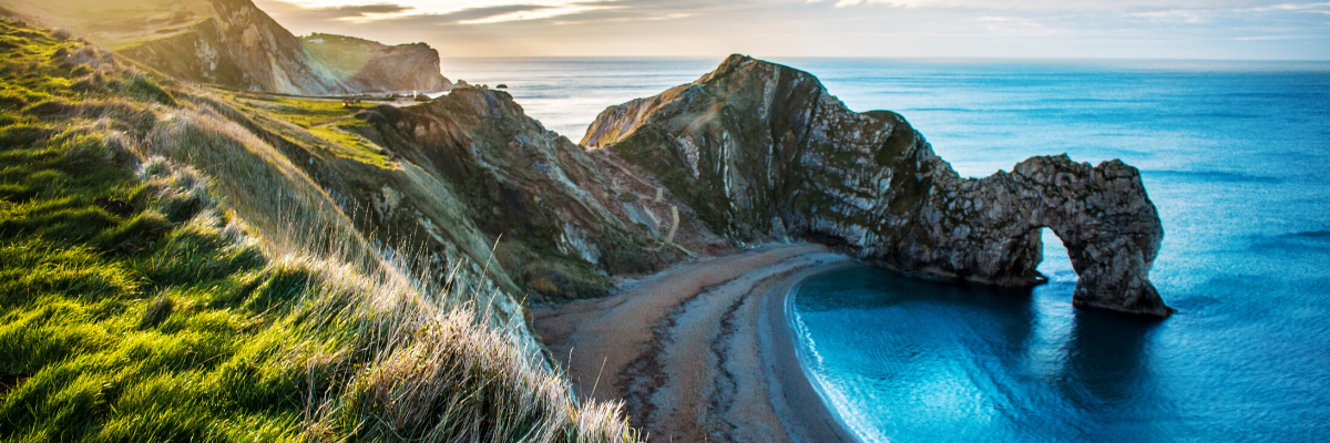 Image of Dorset Coastline - Be a role model - Mental Health Awareness at Work