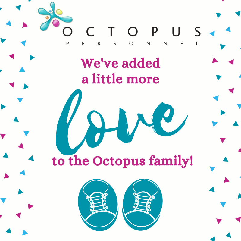 Welcome to the Octopus Family little baby!