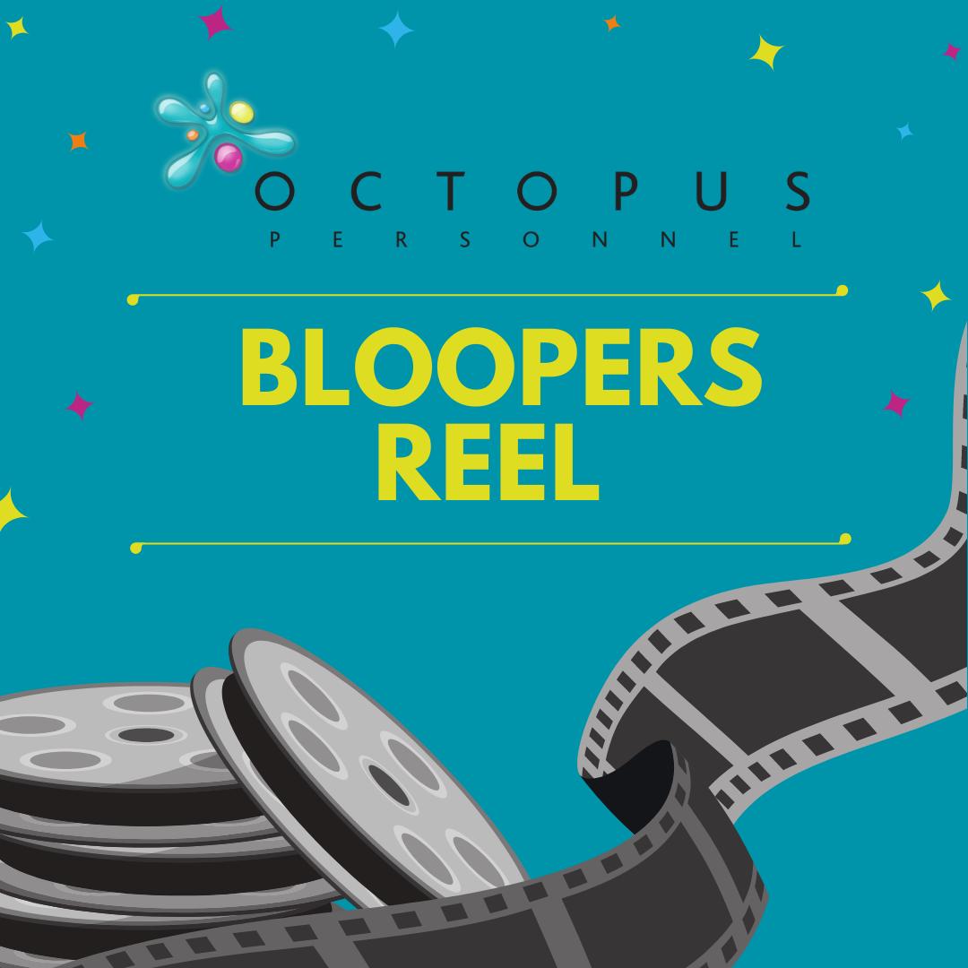 Bloopers Reel Blog Cover