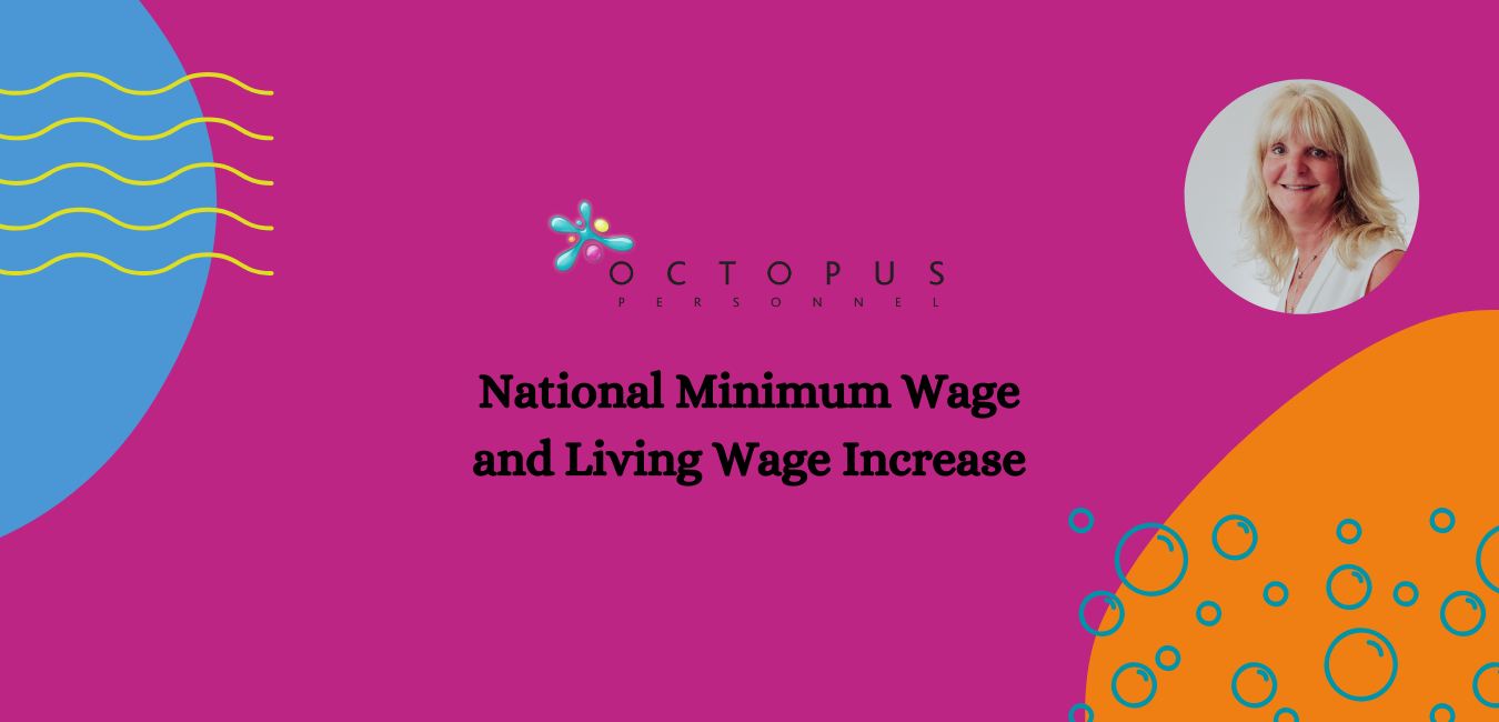 Blog - National Minimum Wage April 2021