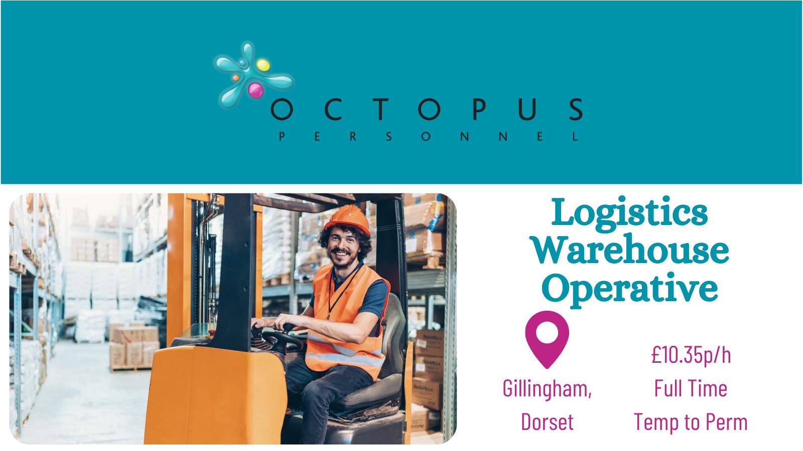 Logistics Warehouse Operative